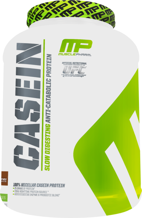 Muscle Pharm Casein Protein - Nutrition Galaxia